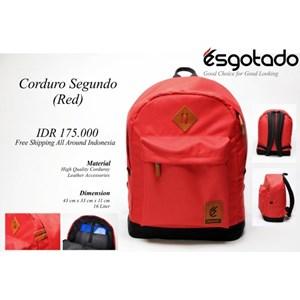 Tas Corduro Segundo Red
