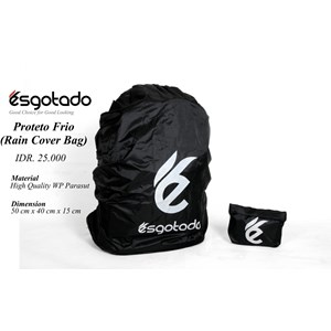 Tas Proteto Frio (Rain Cover Bag)