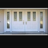 Pintu Pintu Kaca Double Oliva - Kaca Gendong 2 Casemet