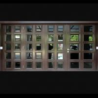 Jendela Aluminium Bellano