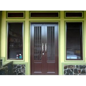 Pintu Aluminium Untuk Utama