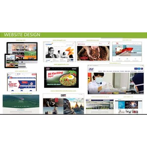Jasa Pembuatan Website Profesional By PT  Arfadia