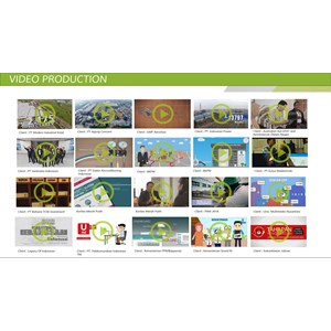 Jasa Video Produksi Jakarta By PT  Arfadia