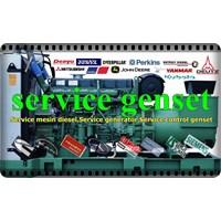 Distributor Service Genset Dan Pembuatan Panel Listrik 3