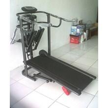 Treadmill Manual 5 Fungsi Anti Gores