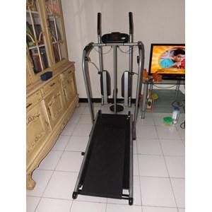 Treadmill Manual Bsf0808xx 4 Fungsi