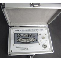 Alat Deteksi Penyakit Quantum Resonance Magnetic Analyzer (Qrma) 1