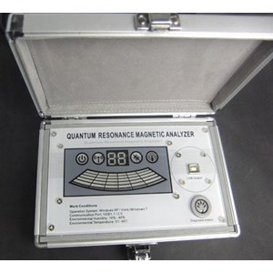 Alat Deteksi Penyakit Quantum Resonance Magnetic Analyzer (Qrma)