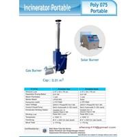 Insinerator Medis Mobile 1