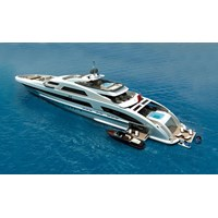 Cat Kapal Yacht 1