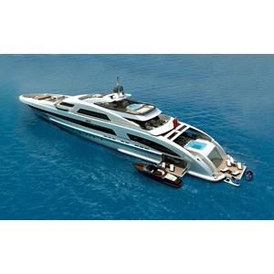 Cat Kapal Yacht