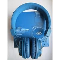 Headphone Nia Mrh8809 Mp3 Fm Radio Murah 5