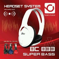 Jual Headphone Best Choice Bc833 2