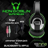 Distributor Headset Hdn Nine Goblin 3