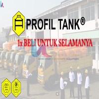 Dari Tangki Air Toren Air Tandon Air Profil Tank BPE 750 L 1