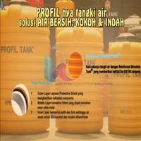 Dari Tangki Air Toren Air Tandon Air Profil Tank BPE 750 L 2