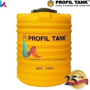 Tangki Air Toren Air Tandon Air Profil Tank BPE 2300 L