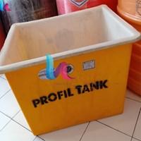 Jual Bak Persegi Terbuka Profil tank BAK 400 Liter – Bak Kotak Terbuka 2