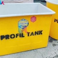 Distributor Bak Persegi Terbuka Profil tank BAK 400 Liter – Bak Kotak Terbuka 3