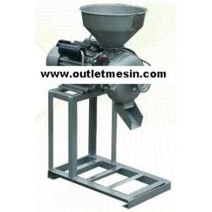 Mesin Penggiling Produk Basah Dan Kering