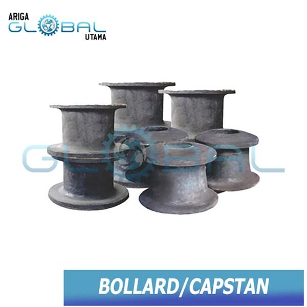 BOLLARD CAPSTAN