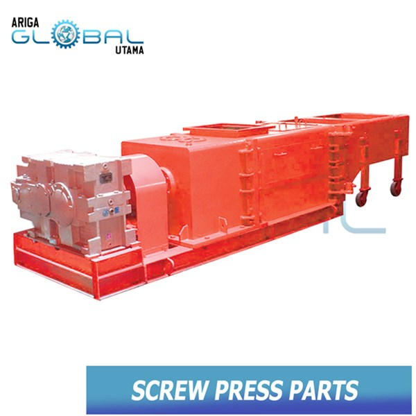 SCREW PRESS P15