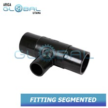 IPA HDPE FITTING SEMENTED EQUAL TEE