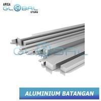 Jual Aluminium Kotak/Batangan