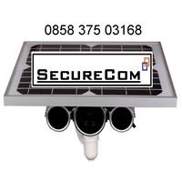 Kamera Video Solar Cell CCTV