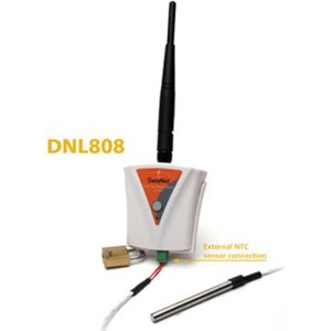 Alat Ukur Suhu Datanet High End Wireless Data Acquisition System