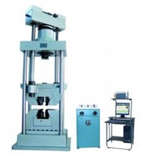 Computer Display Hydraulic Universal Testing Machine (Manual Control) WEW-2000A