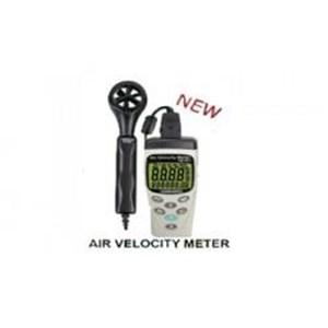 Alat Uji Cuaca Air Velocity Meter Tm 40X (Tm401 402 403 404)