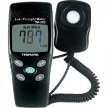 Light Meter Digital Tm202