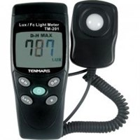 Light Meter Digital Tm201 1