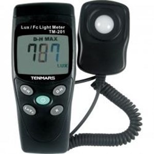 Light Meter Digital Tm201