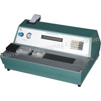 Uec – 1005 D  Electronic Tensile Tester  (Horizontal Model Microprocessor Based) 1