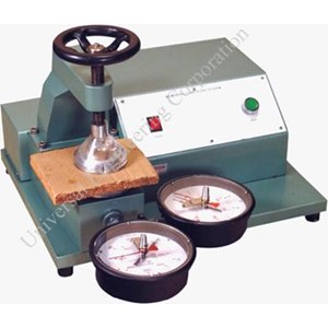 Uec–1010 Bii Bursting Strength Tester For Paper & Paper Board  (Hand Wheel Type)