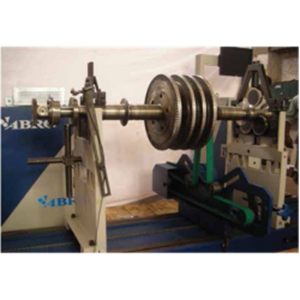 Balancing Machine H-30 Belt Drive