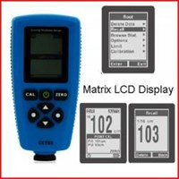 High Accuracy Coating Thickness Gauge Cct01 1