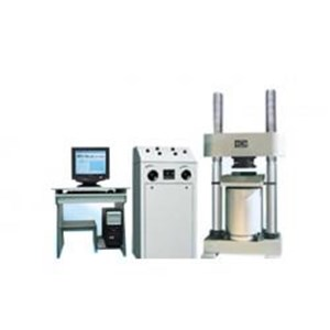 Yew Series Computer Display Hydraulic Direct Compression Testing Machine