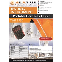 Portable Hardness Tester Time 5330