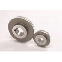 Ground Spur Gears MSGA - MSGB Series list (Suku Cadang Mesin) 1