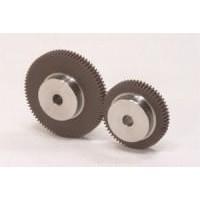 Plastic Spur Gears with Steel Core (NSU)] Series list (suku cadang mesin) 1