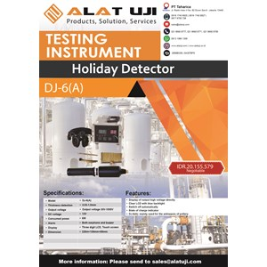 Holiday Detector DJ-6(A)