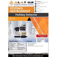 Holiday Detector DJ-6(B) 1