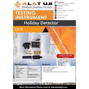 Holiday Detector DJ-6(B)