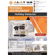 Holiday Detector DJ 9