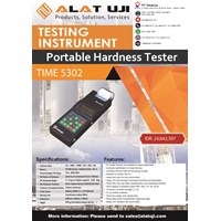Portable Hardness Tester TIME 5302