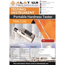 Portable Hardness Tester TIME 5100