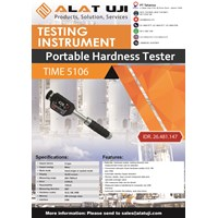 Portable Hardness Tester TIME 5106 1